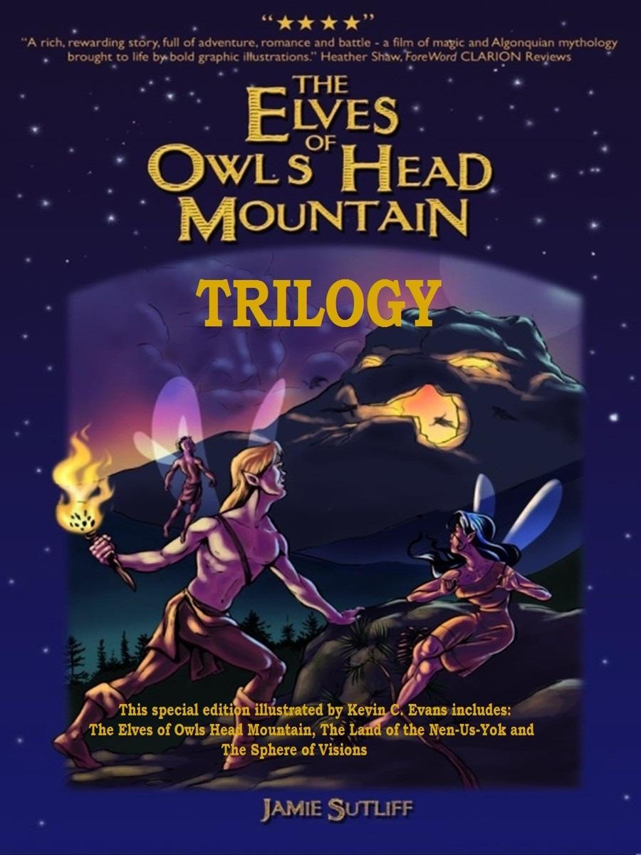 The Elves of Owls Head Mountain Trilogy EB2370004390659