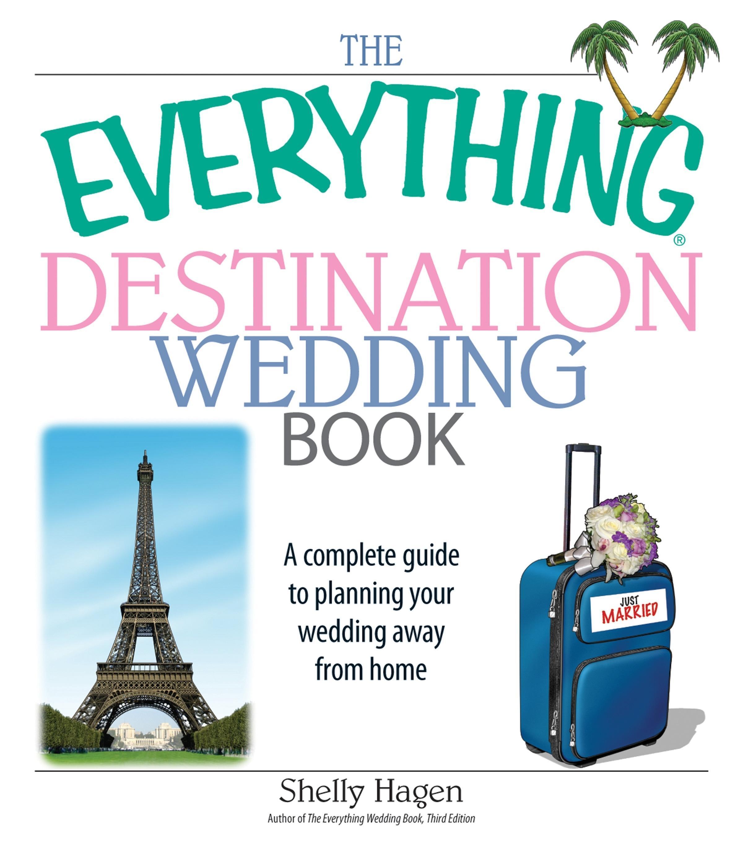 The Everything Destination Wedding Book EB2370003854701