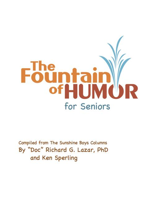 The Fountain of Humor for Seniors EB2370004490915