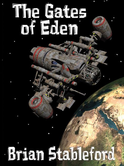 The Gates of Eden: A Science Fiction Novel EB2370003889390
