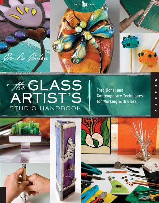The Glass Artist's Studio Handbook EB2370003422078