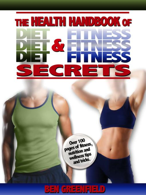 The Health Handbook of Diet & Fitness Secrets EB2370004421292