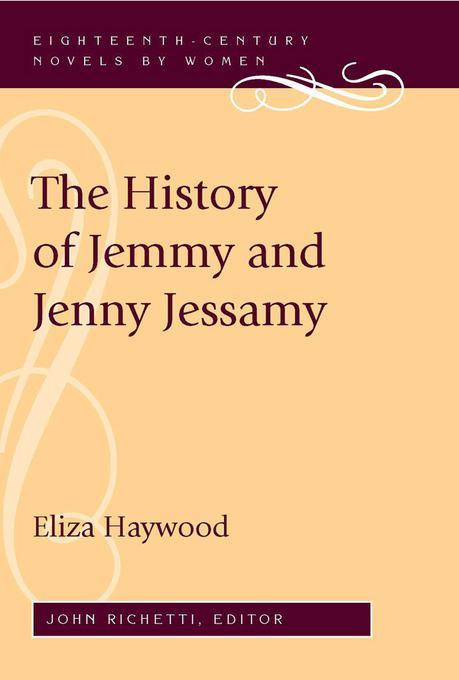 The History of Jemmy and Jenny Jessamy EB2370003485332