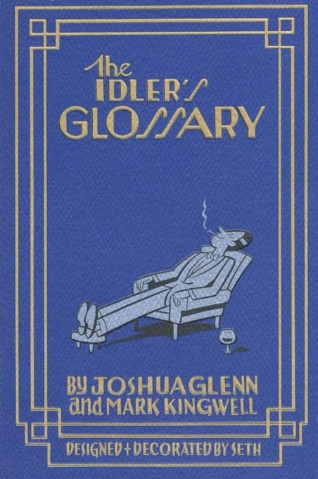 The Idler's Glossary EB2370003843712