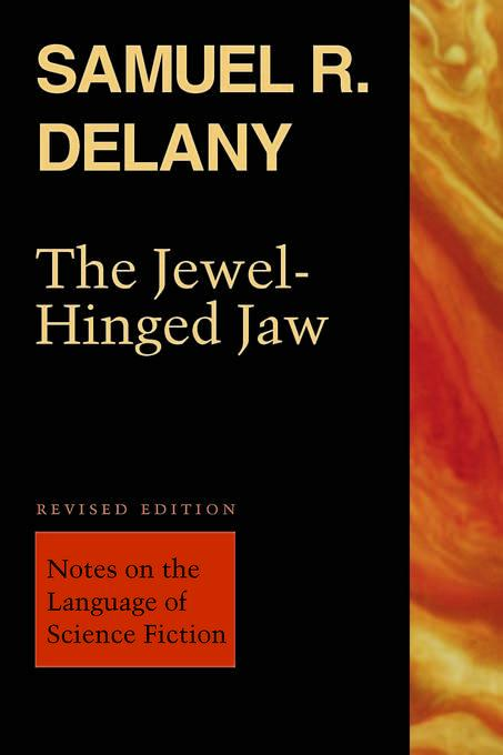 The Jewel-Hinged Jaw: Notes on the Language of Science Fiction EB2370003390391