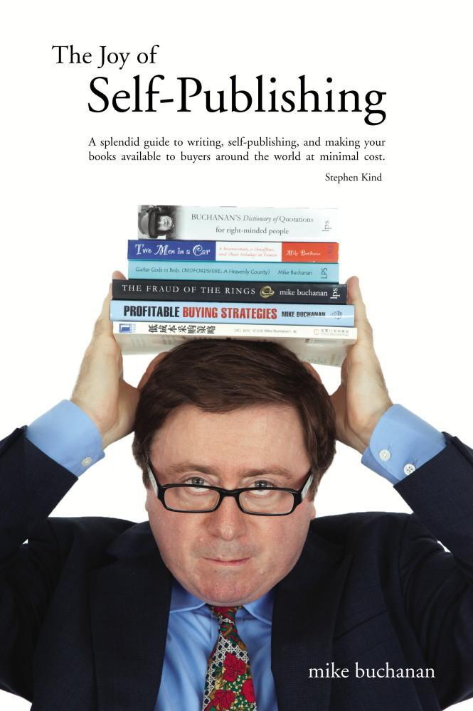 The Joy of Self-Publishing EB2370003851984