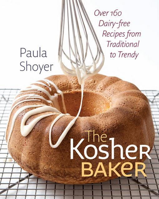 The Kosher Baker: Over 160 Dairy-free Recipes from Traditional to Trendy EB2370003017793