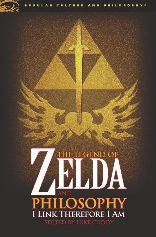 The Legend of Zelda and Philosophy EB2370002878029