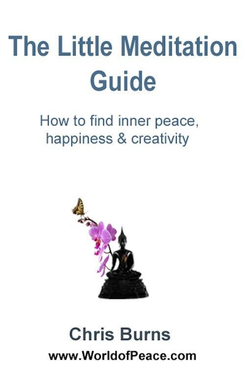 The Little Meditation Guide: How to Find Inner Peace, Happiness & Creativity EB2370004229133