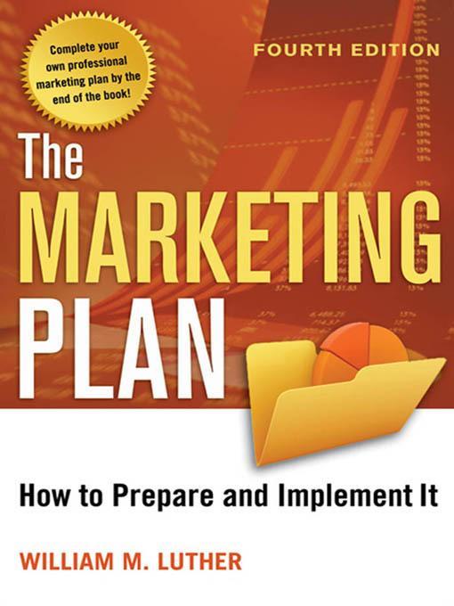 The Marketing Plan EB2370003278583