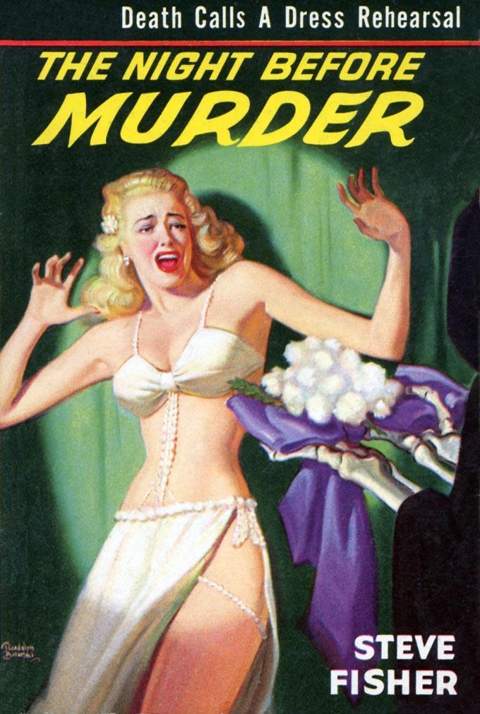 The Night Before Murder EB2370003318494