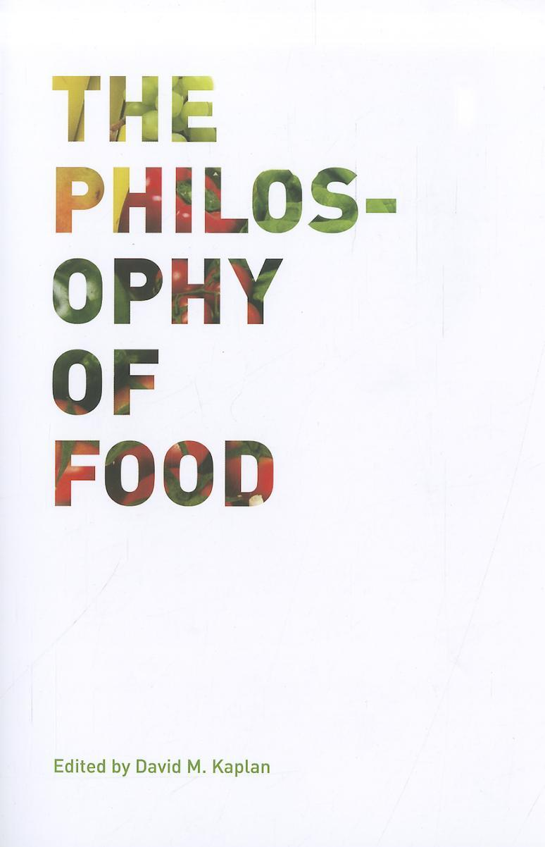 The Philosophy of Food EB2370004171876