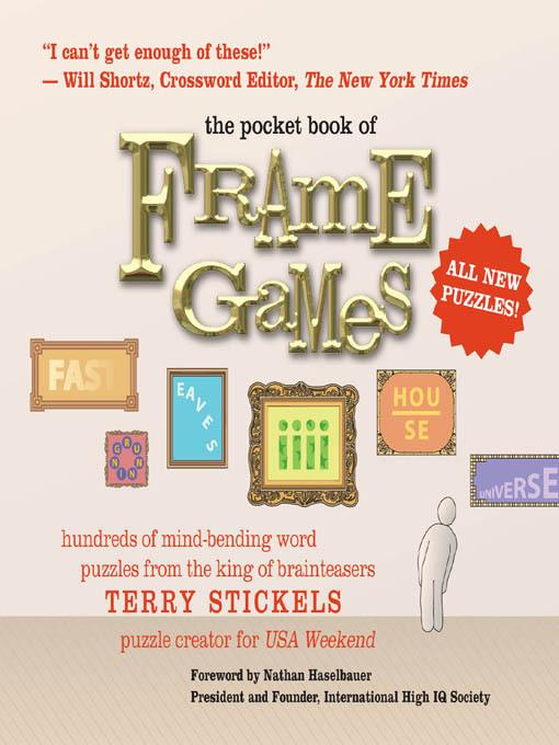 The Pocket Book of Frame Games EB2370003270518
