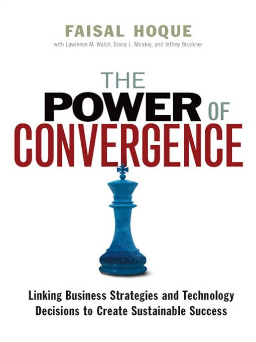 The Power of Convergence EB2370003356335