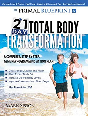 The Primal Blueprint 21-Day Total Body Transformation EB2370003863581