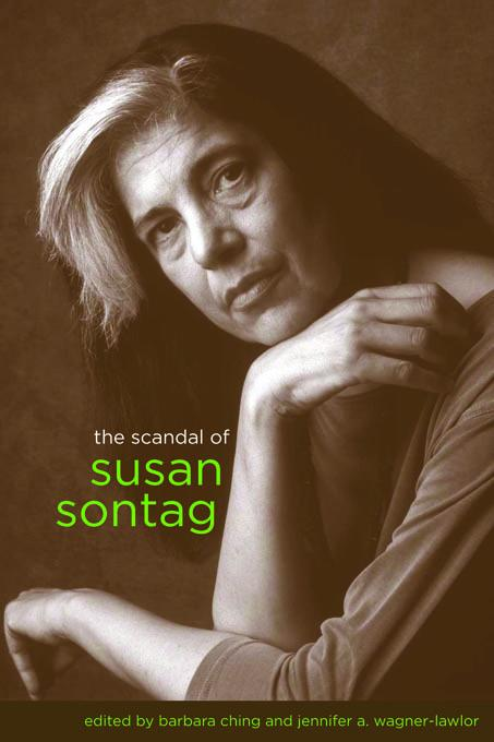 The Scandal of Susan Sontag EB2370004260273