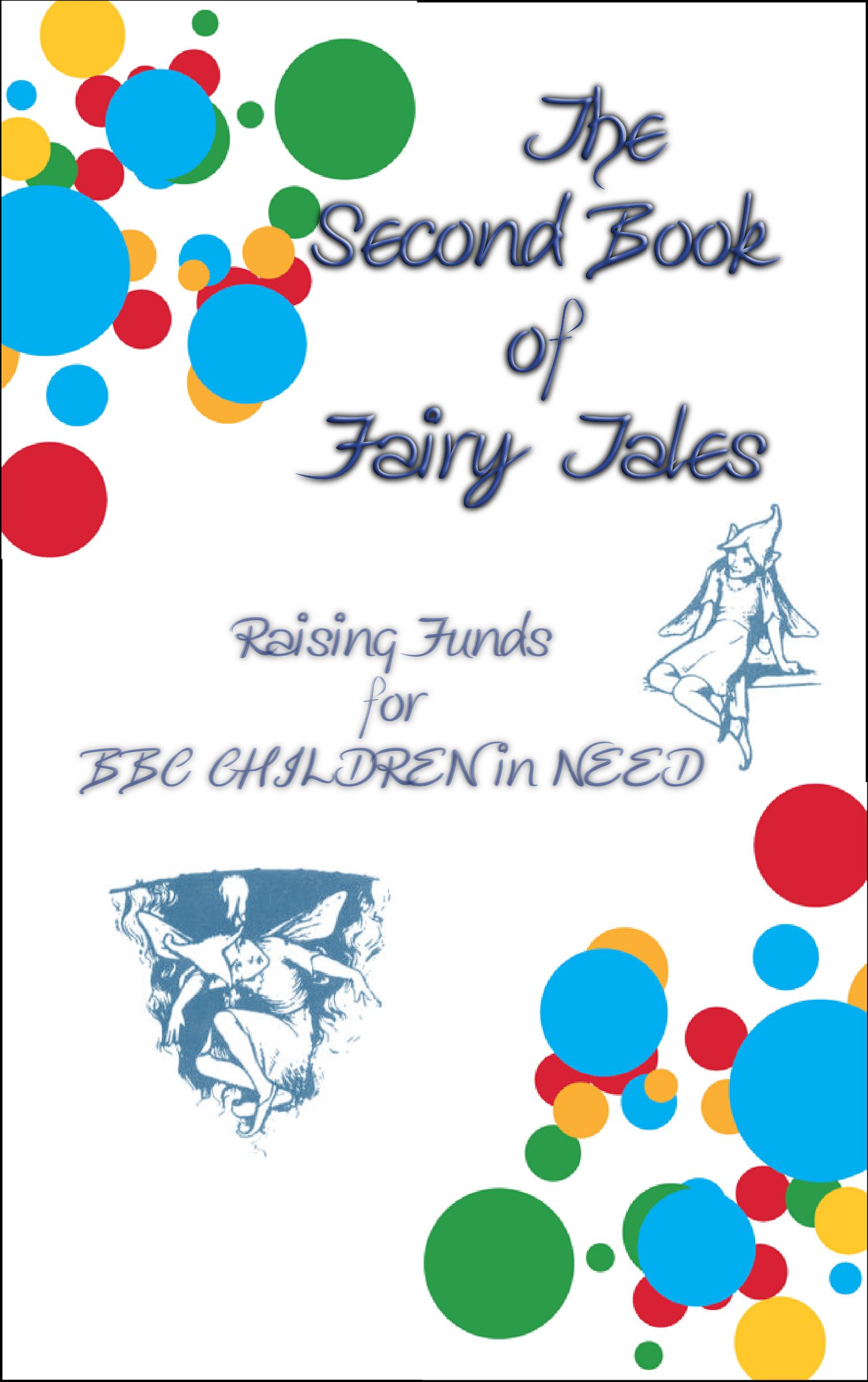The Second Book of Fairy Tales - Raising Funds for BBC Children in Need EB2370003814484