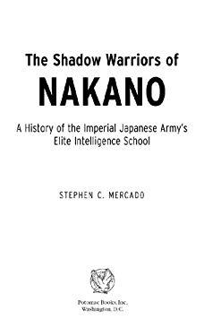 The Shadow Warriors of Nakano EB2370004236896