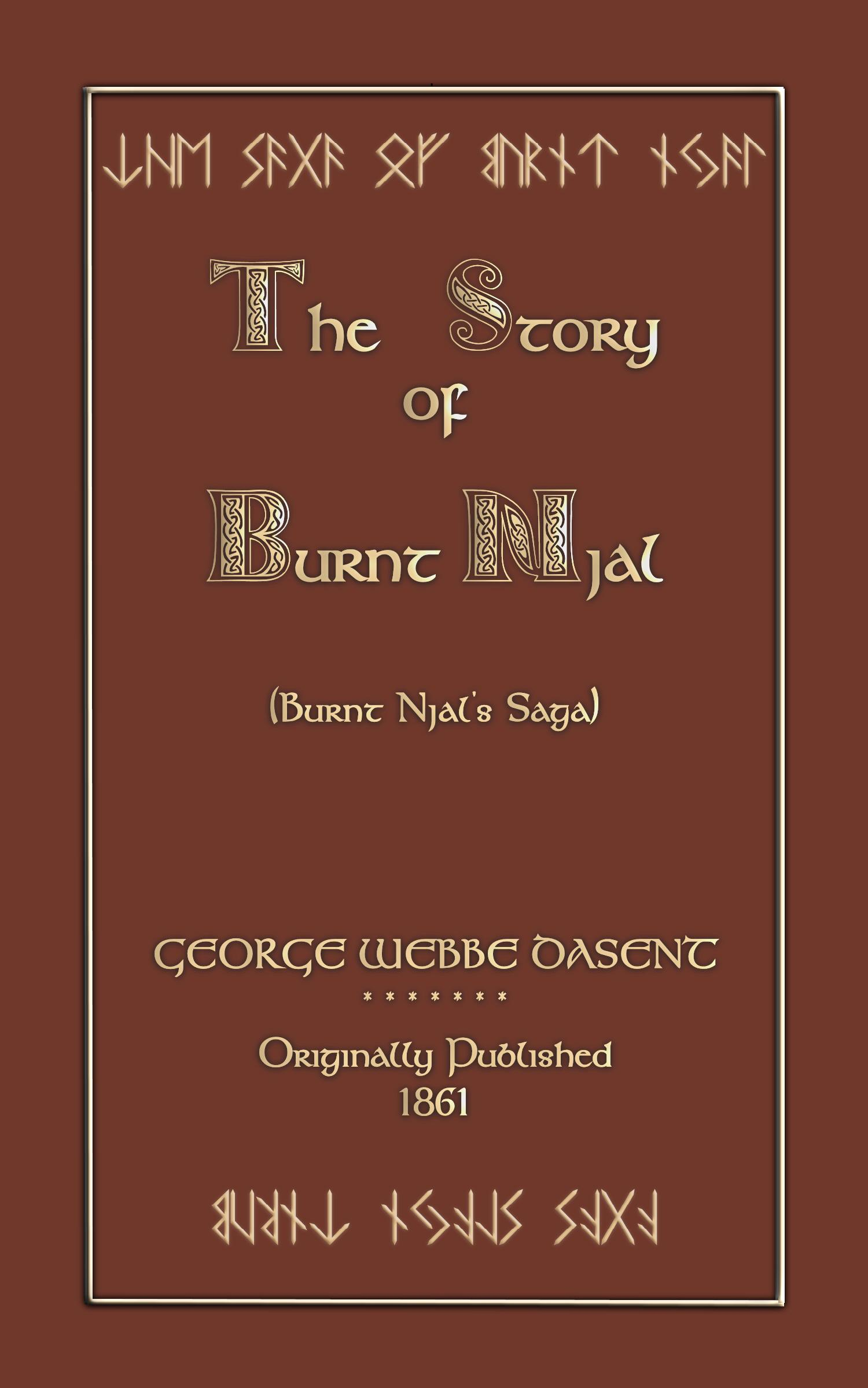 The Story of Burnt Njal EB2370003812138