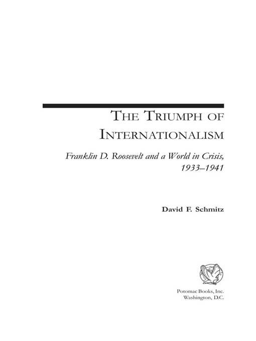 The Triumph of Internationalism EB2370004234915