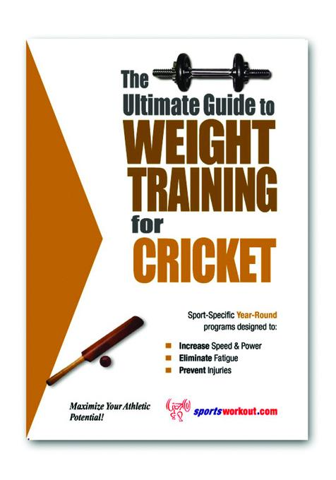 The Ultimate Guide to Weight Training for Cricket EB2370003393330