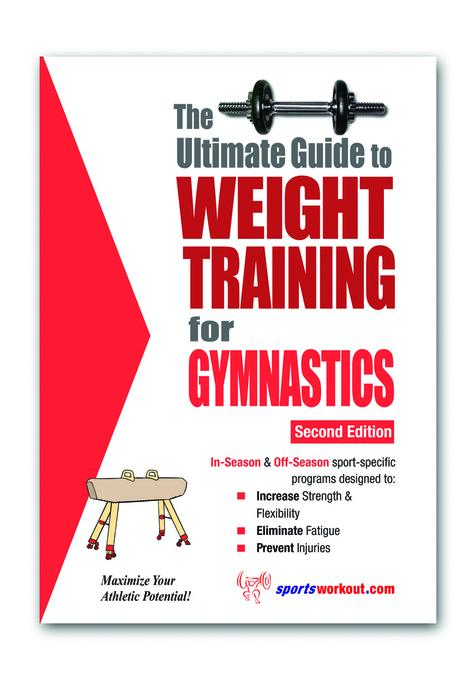 The Ultimate Guide to Weight Training for Gymnastics EB2370003393439