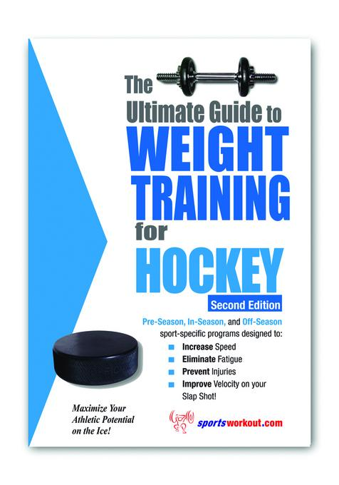The Ultimate Guide to Weight Training for Hockey EB2370003393323