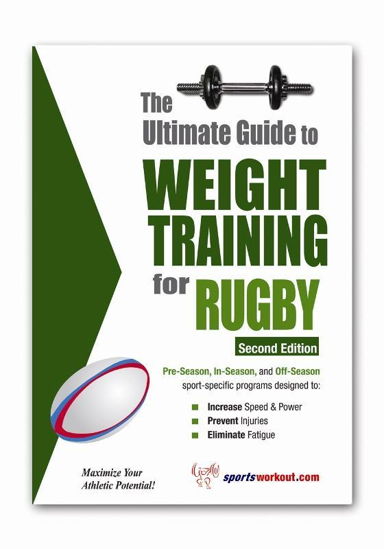 The Ultimate Guide to Weight Training for Rugby EB2370003458664