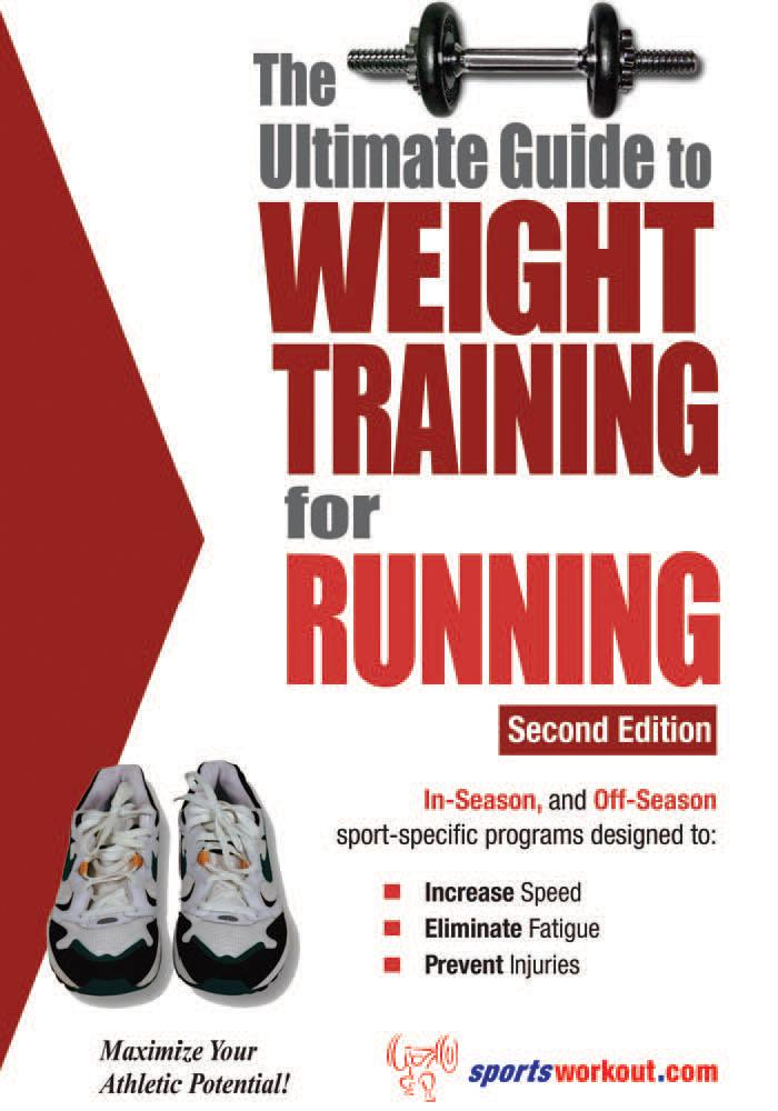 The Ultimate Guide to Weight Training for Running EB2370003458671