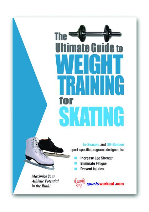 The Ultimate Guide to Weight Training for Skating EB2370003393309