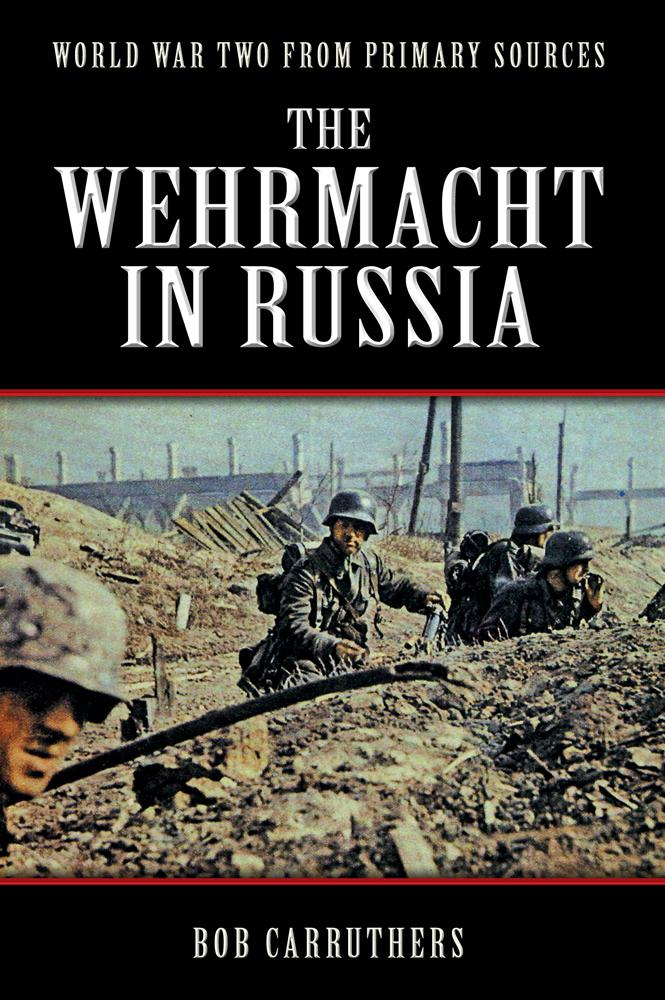 The Wehrmacht in Russia EB2370004154787