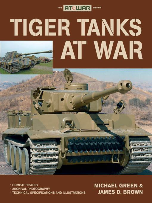 Tiger Tanks at War EB2370003271812