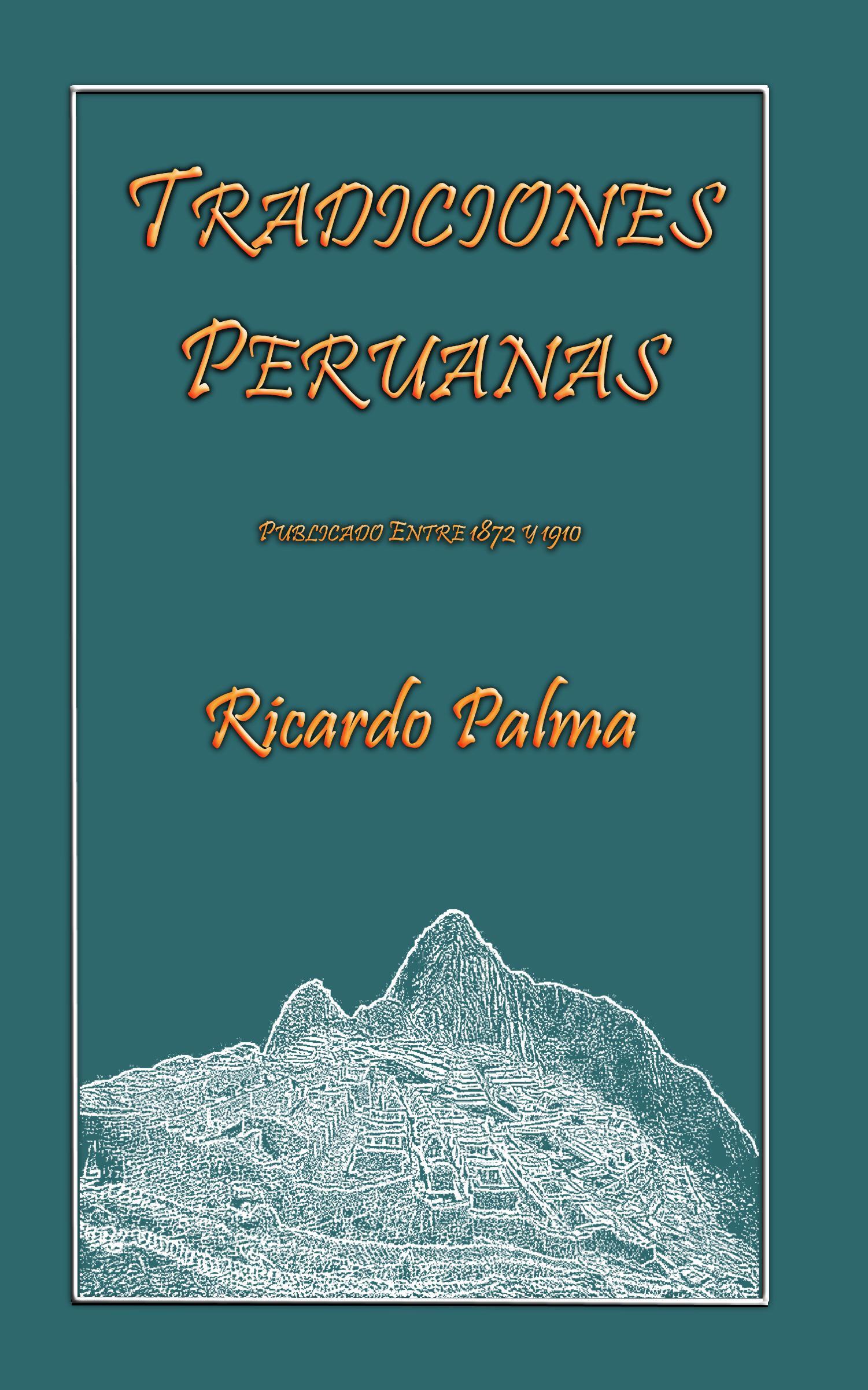 Tradiciones Peruanas EB2370003802092