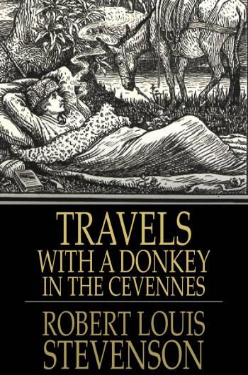 Travels with a Donkey in the Cevennes EB2370002622806