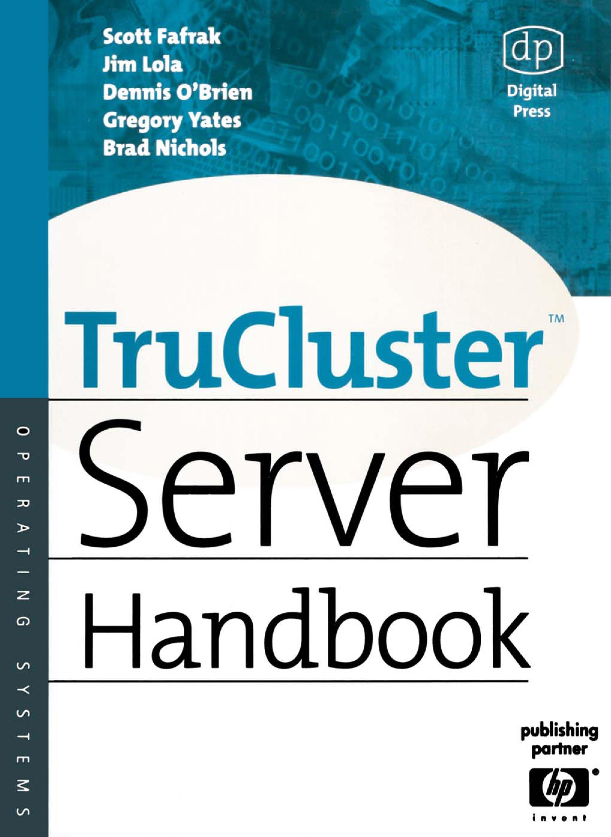 TruCluster Server Handbook EB2370002734806
