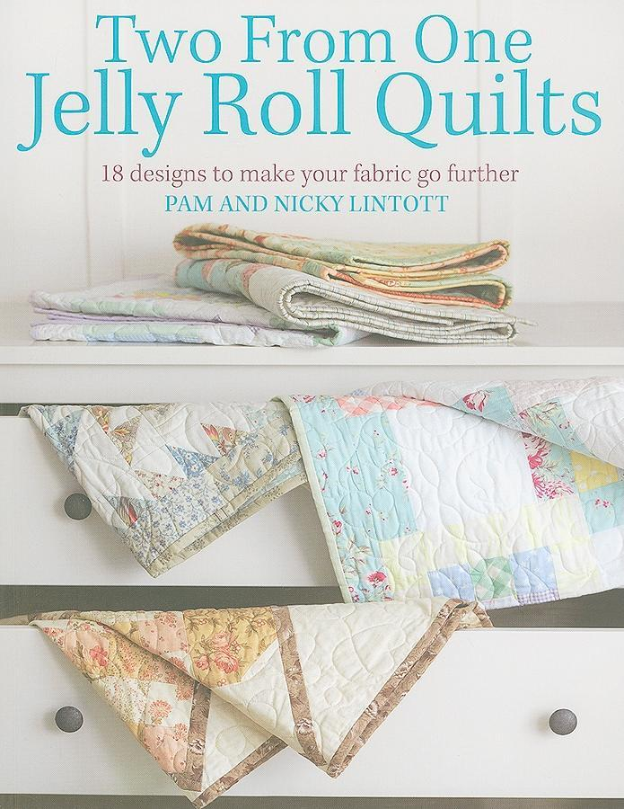 Two from One Jelly Roll Quilts EB2370004223643