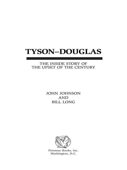 Tyson-Douglas: The Inside Story of the Upset of the Century EB2370004238258
