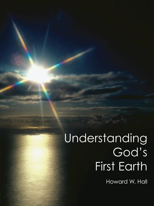 Understanding God's First Earth EB2370003462500