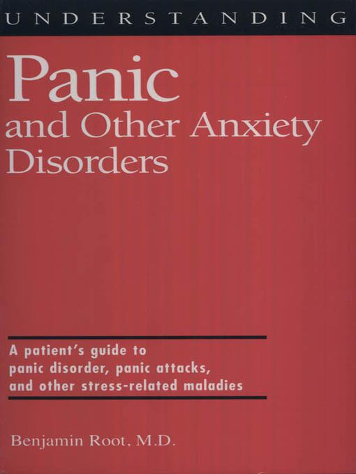 Understanding Panic and Other Anxiety Disorders EB2370004322865