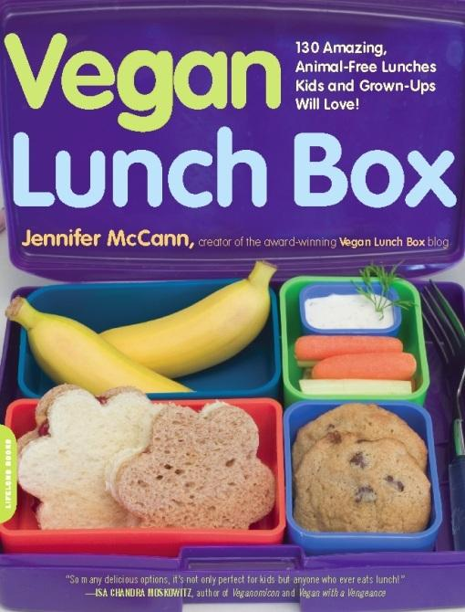 Vegan Lunch Box: 130 Amazing, Animal-Free Lunches Kids and Grown-Ups Will Love! EB2370003370188