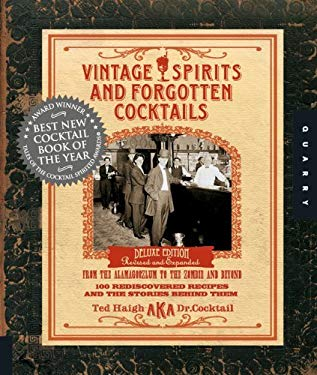 Vintage Spirits and Forgotten Cocktails EB2370003272918