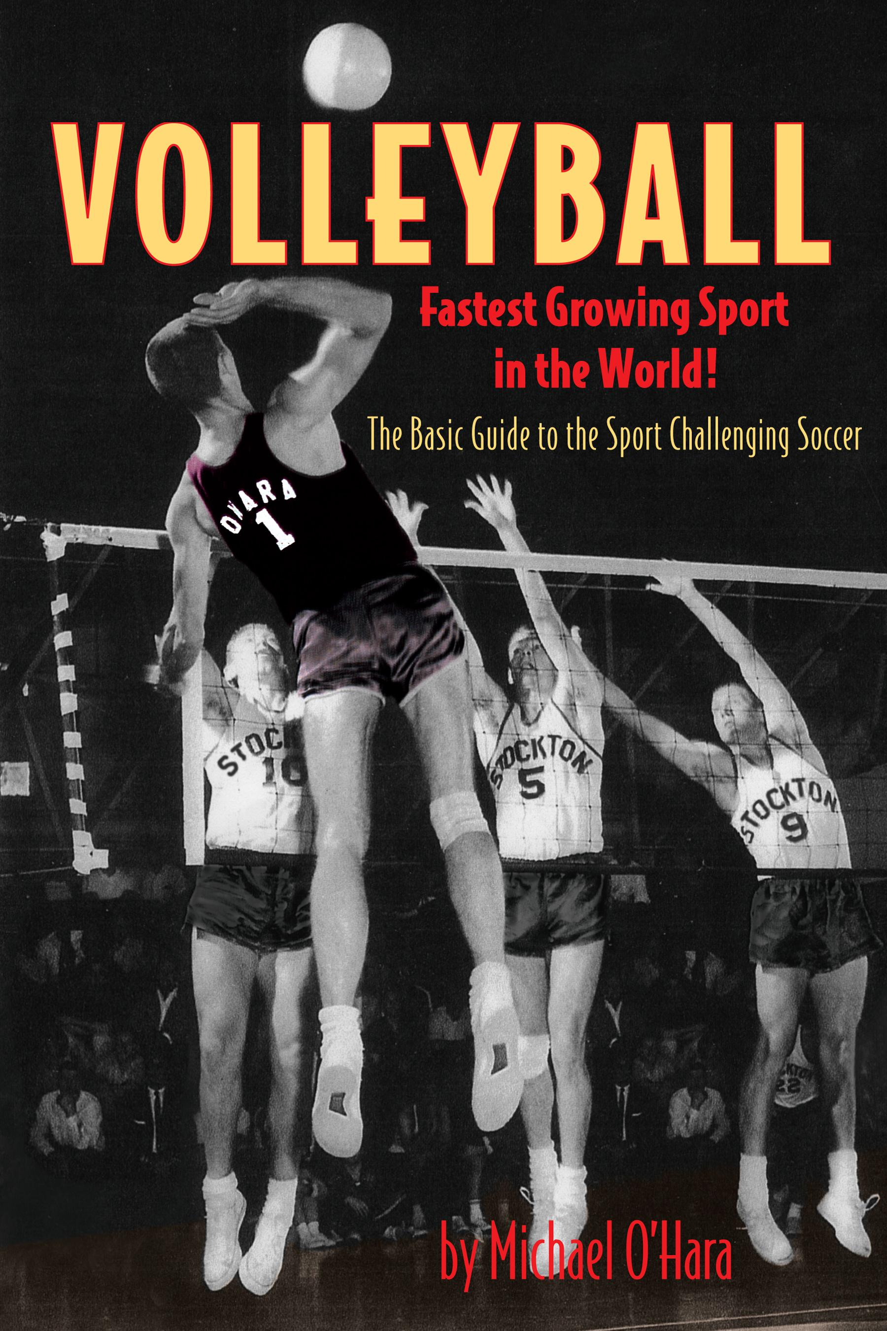Volleyball Fastest Growing Sport in the World! EB2370002981842