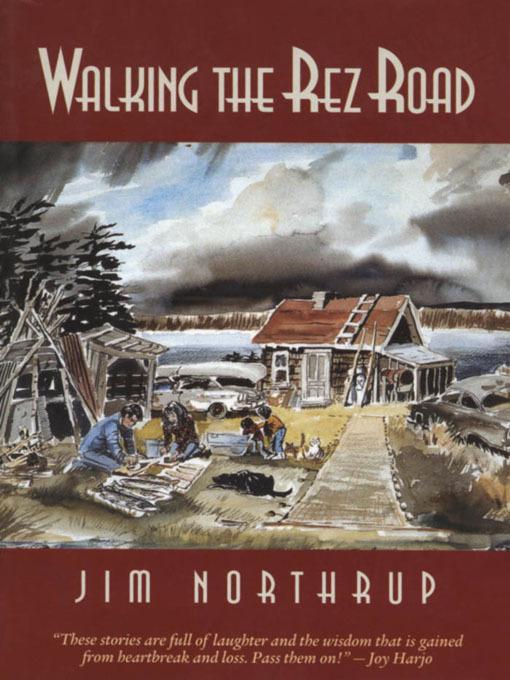 Walking the Rez Road EB2370003272123