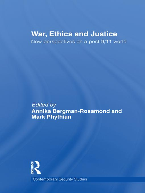 War, Ethics and Justice EB2370003284485