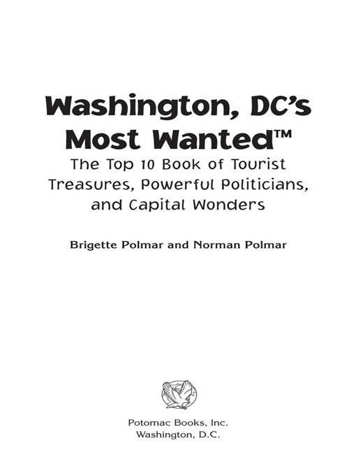 Washington DC's Most Wanted? EB2370004238180