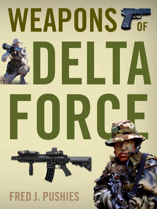Weapons of Delta Force EB2370003270679