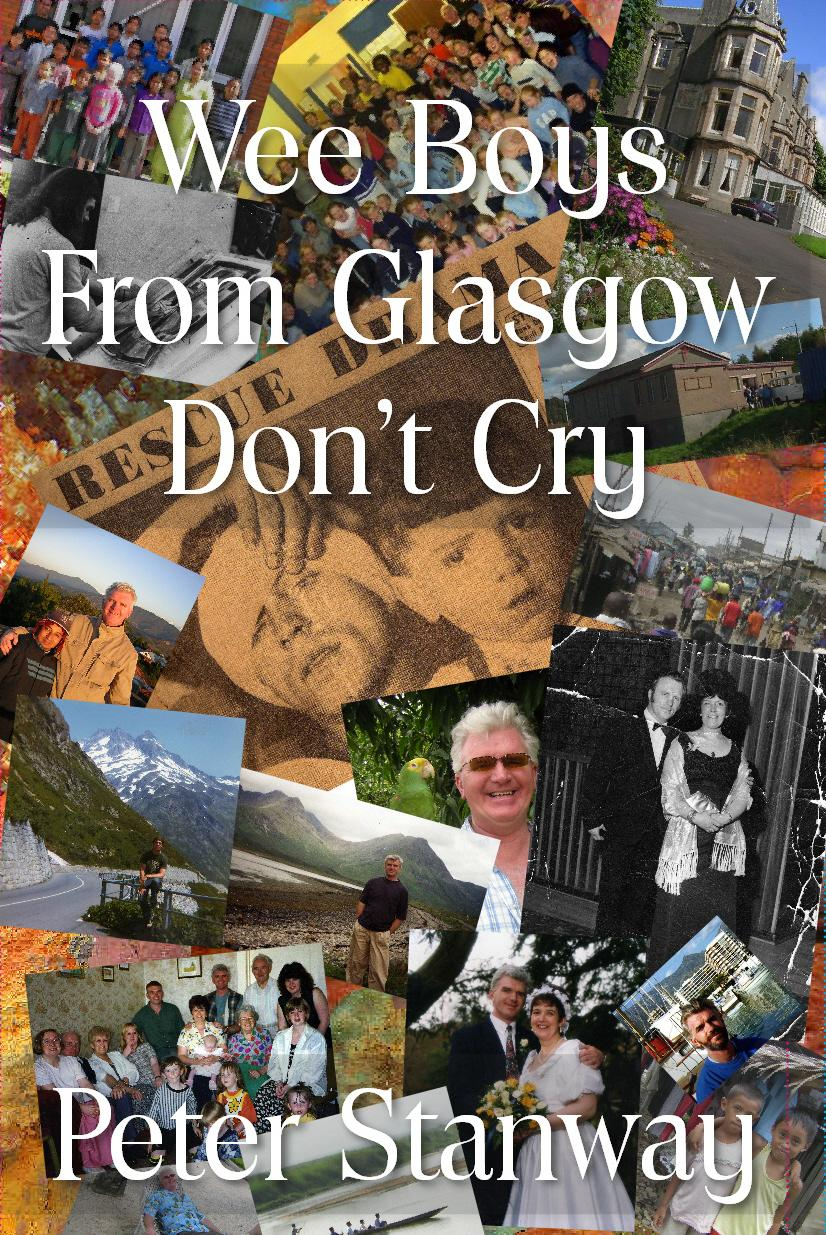 Wee Boys From Glasgow Don't Cry EB2370003189568