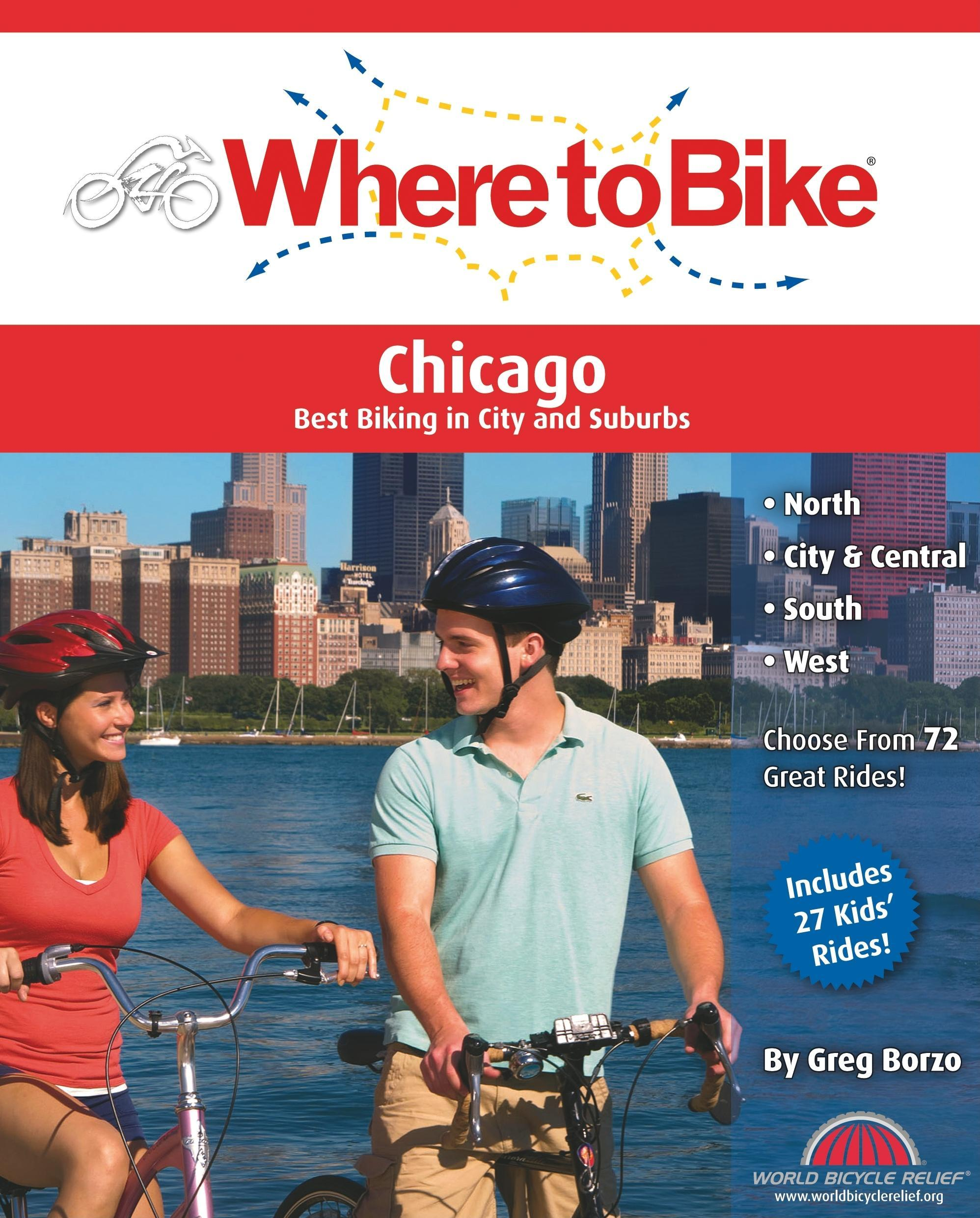 Where to Bike Chicago EB2370004153728