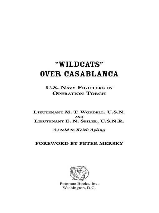 Wildcats Over Casablanca EB2370004234410