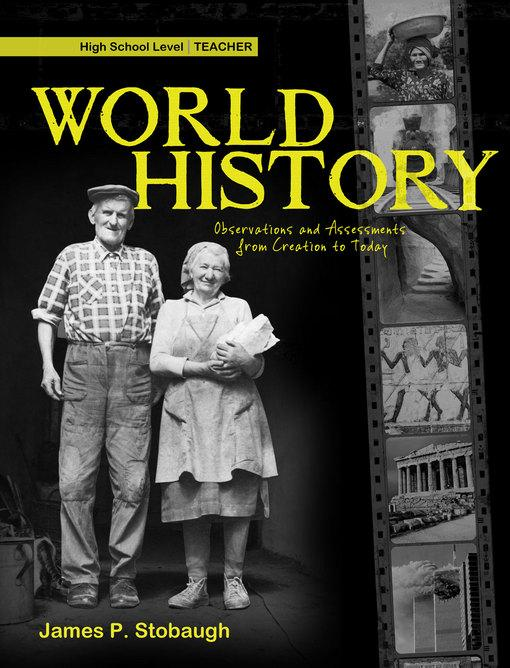 World History-Teacher EB2370004327587
